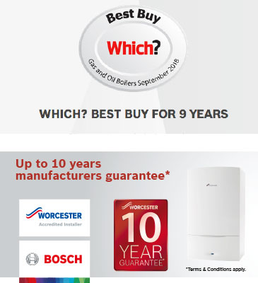 Worcester Boiler Guarantee Perth